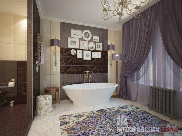 Ванная комната. Патрушево